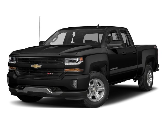 Black Chevy Silverado