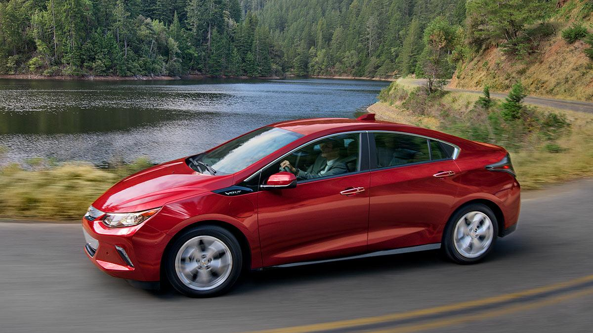 View Larger Image 2018 Chevy Volt