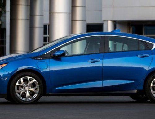 Throwback Thursday: the 2016 Chevy Volt