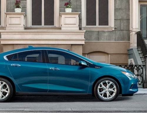 Chevy Stops Production of the Chevy Volt
