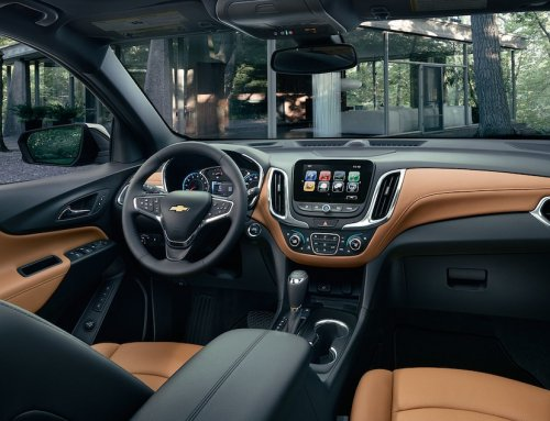 What's new for the 2019 Chevrolet Equinox?