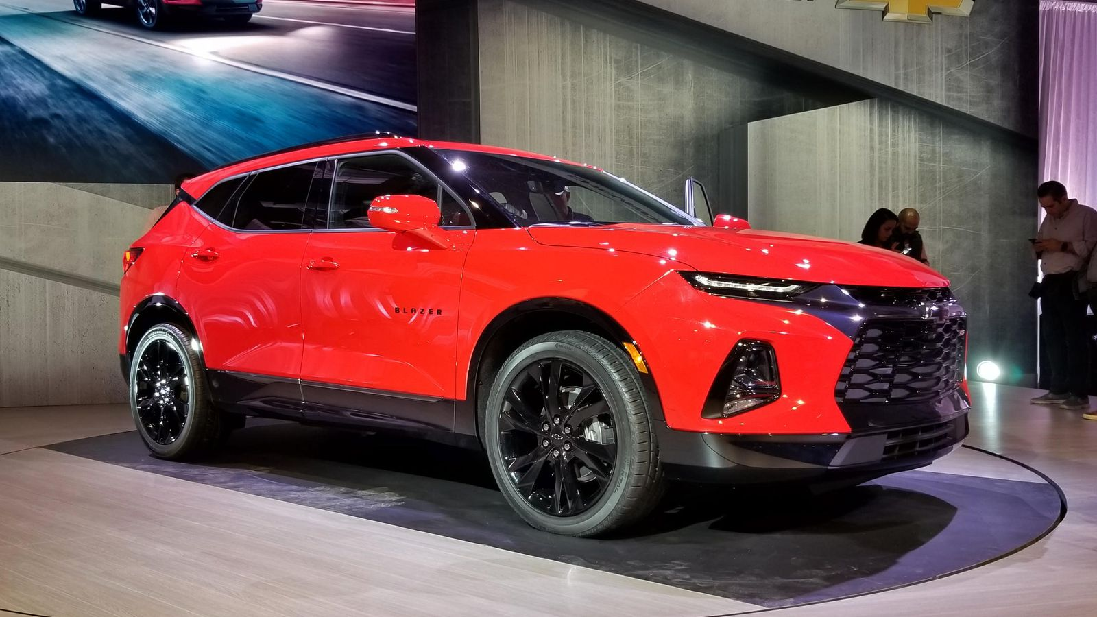 2019 Chevy Blazer Specs | Simi Valley Chevrolet New Cars ...