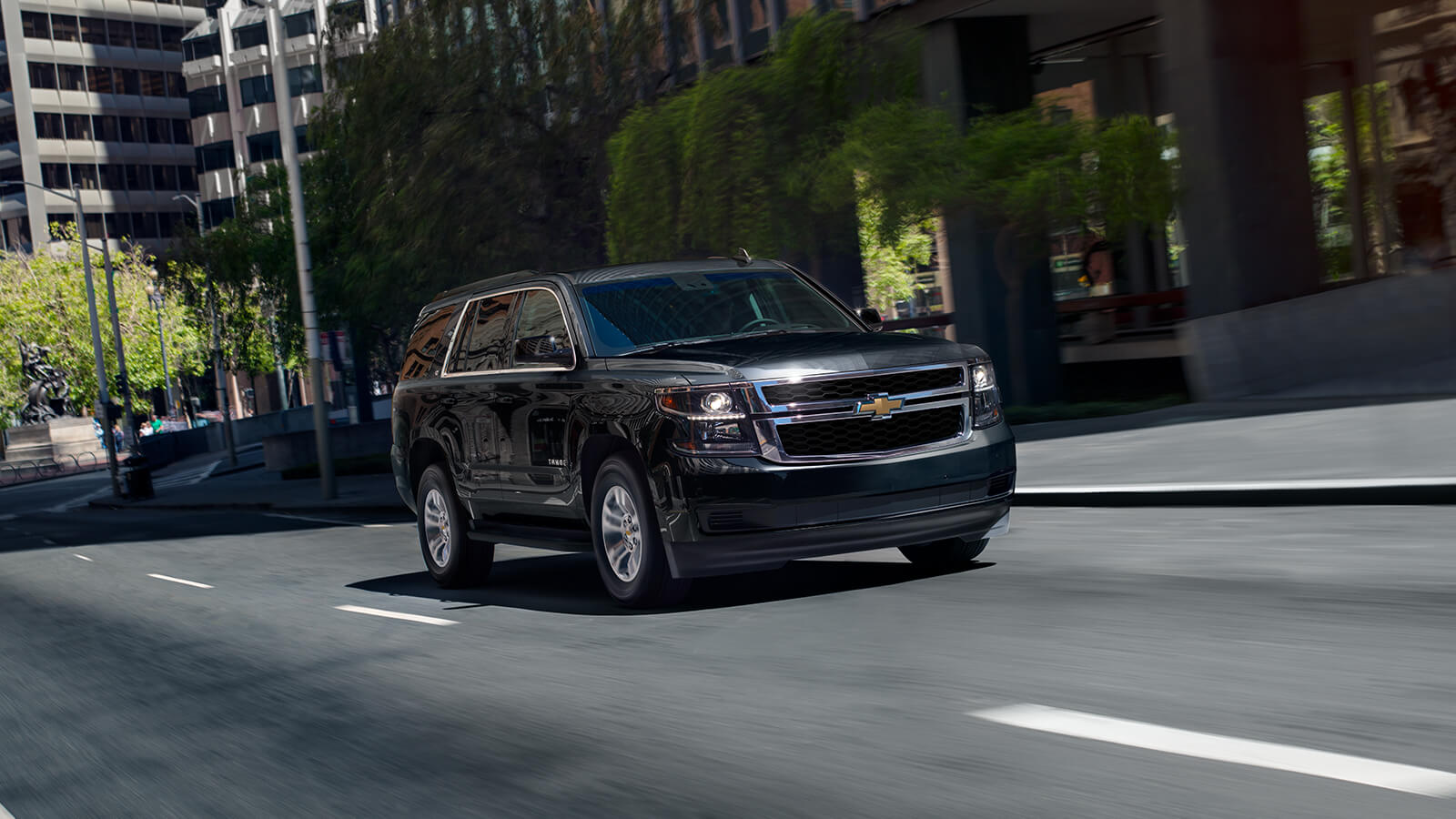 2019 Chevy Tahoe - Black