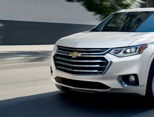 How Does the Chevy Traverse Stack Up Against Its Competition?
