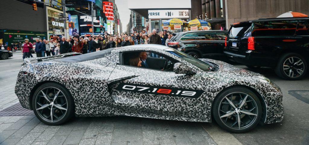 NextGen C8 Corvette