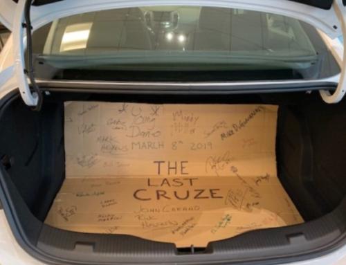 Chevy Cruze Auction Raises Money for United Way