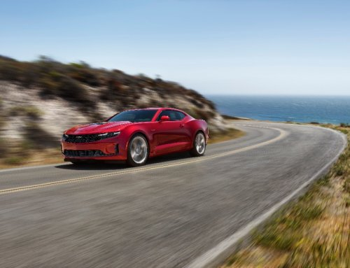 Camaro: 2020 Brings Big Improvements