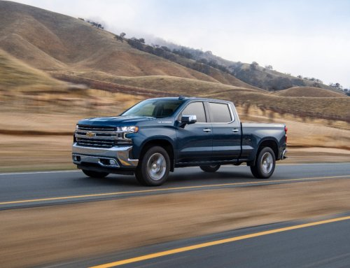 Silverado: New V8 Variety, Diesel on Deck