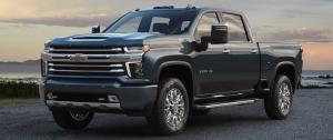 2020 Chevy Silverado HD - Tailgate Tech Incoming