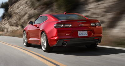 The 2019 Chevy Camaro - A Match for the Mustang