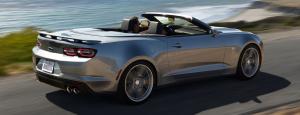 The 2019 Chevy Camaro - Sporty Savings