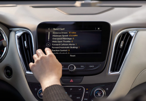 Our Tech Makes Chevy Great for Teen Drivers - Report Card