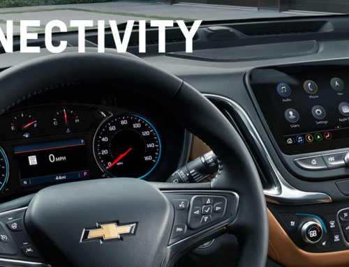 How Does Simi Valley's Chevy Infotainment System Keep Me Connected?