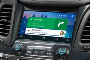 Simi Valley's Chevy Infotainment System - Android Auto
