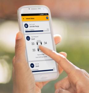 Simi Valley's Chevy Infotainment System - myChevrolet Mobile App