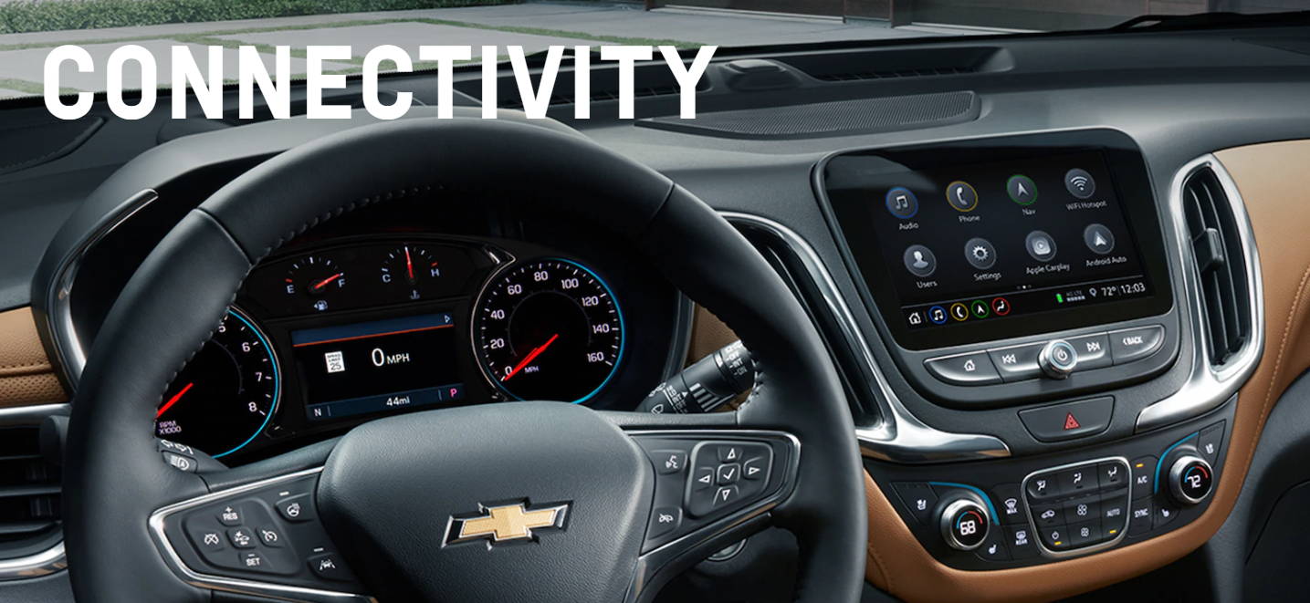 Simi Valley's Chevy Infotainment System