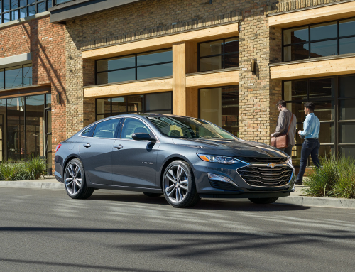 What's New for the 2020 Chevy Malibu?