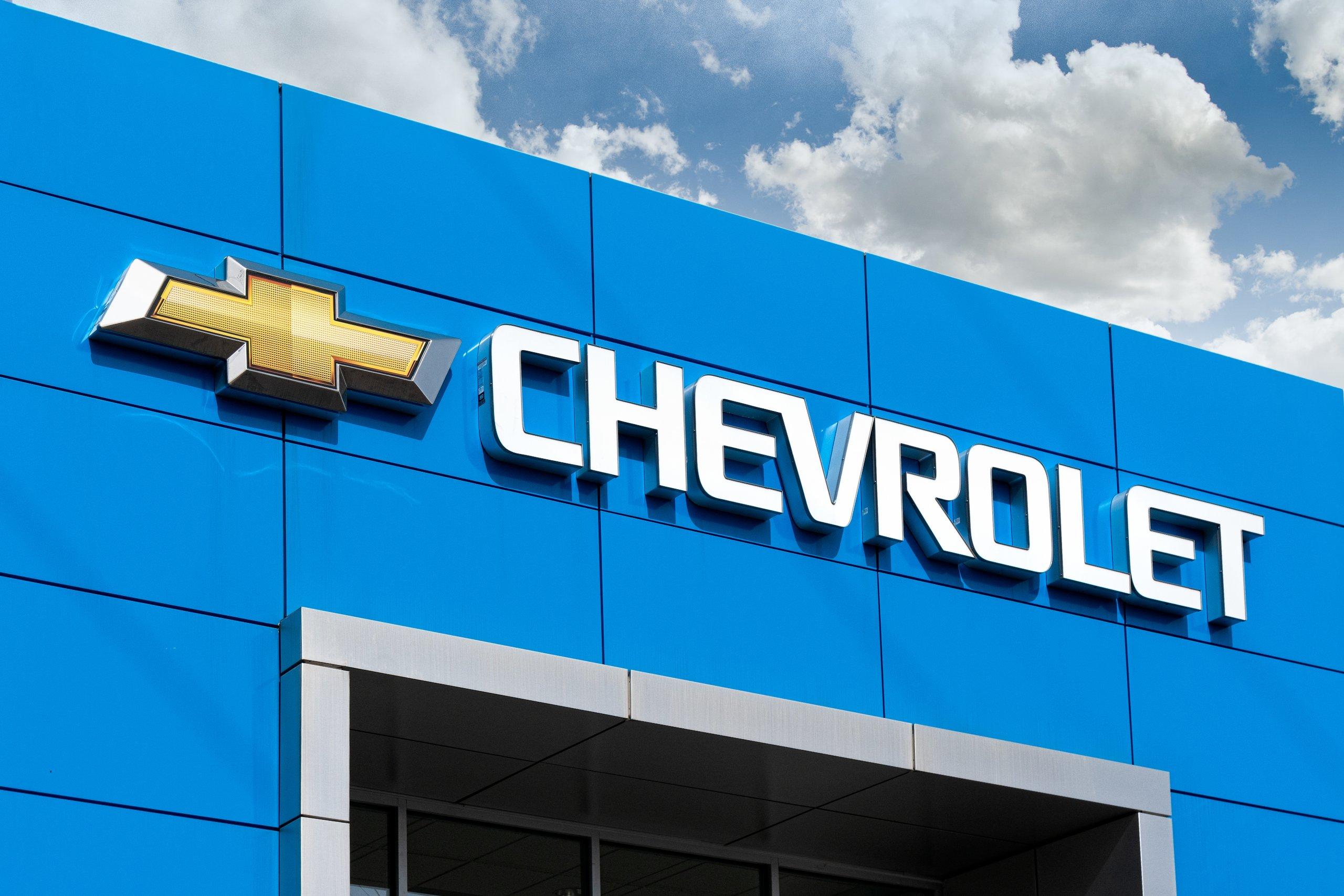 Chevrolet Automotive