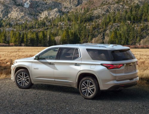 Chevrolet Announced Refreshed 2021–Ahem, 2022 Traverse