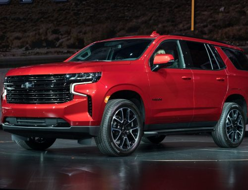 2021 Chevrolet Tahoe Gets Advanced MPG