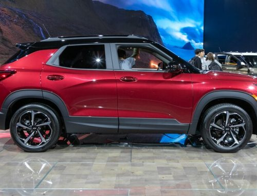 All New Chevy Blazer Setting the Tone for SUVs