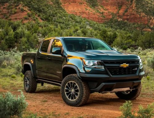 2020 Chevy Colorado Features Put This at Top of Desired Truck Lists