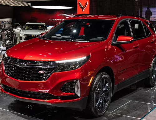 What You Need to Know About the 2021 Chevy Equinox