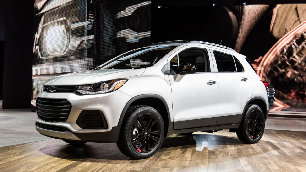 New Look Chevy Trax