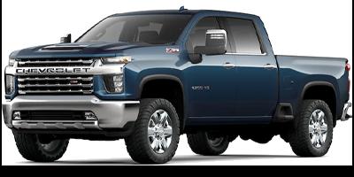 2021 Chevrolet Silverado 3500 HD