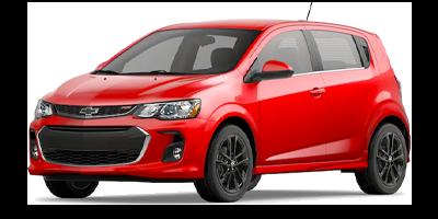 2021 Chevrolet Sonic